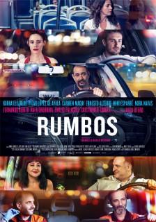 Rumbos - Manuela Moreno